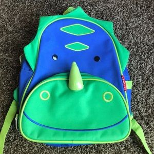 SkipHop Dinosaur Kids Backpack